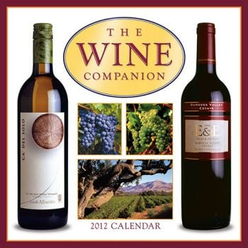 THE WINE COMPANION: 2012 Wall Calendar