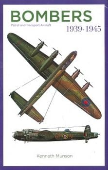 BOMBERS 1939-1945. PATROL AND TRANSPORT AIRCRAFT
