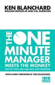 ONE MINUTE MANAGER MEETS THE MONKEY_THE. (Ken Bl