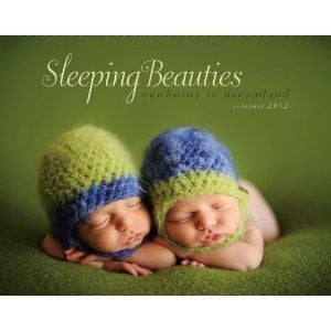 SLEEPING BEAUTIES: Newborns in Dreamland. 2012 D