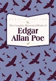 THE COMPLETE ILLUSTRATED WORKS OF EDGAR ALLAN PO