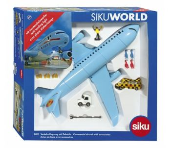 5402 Играчка Commercial Aircraft With Accessories