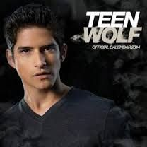 TEENWOLF OFFICIAL 2014 CALENDAR. /стенен календа