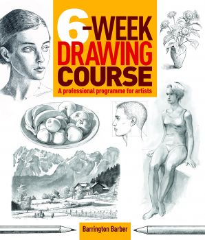 6-WEEK DRAWING COURSE: A Professional Programme For Artist