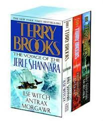 VOYAGE OF THE JERLE SHANNARA BOX SET