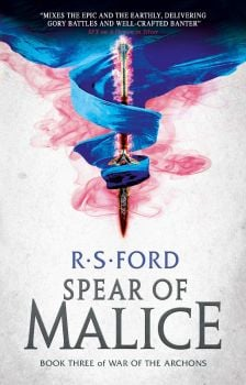 THE SPEAR OF MALICE