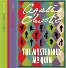 CD: THE MYSTERIOUS MR QUIN