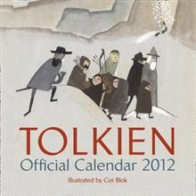 TOLKIEN OFFICIAL CALENDAR 2012