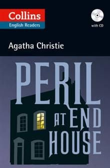 """PERIL AT END HOUSE. """"Collins English Readers"""" +"""
