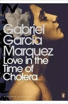 LOVE IN THE TIME OF CHOLERA. (G.Marquez)
