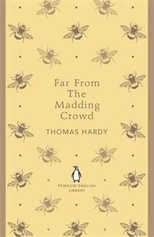 """FAR FROM THE MADDING CROWD. """"Penguin English Lib"""