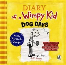 CD: DIARY OF A WIMPY KID. Dog Days