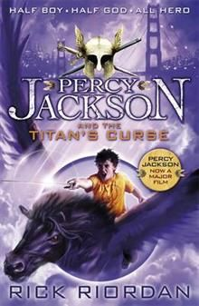PERCY JACKSON AND THE TITAN`S CURSE