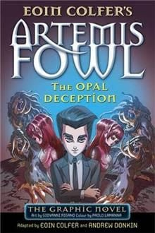 ARTEMIS FOWL: The Opal Deception, The Graphic No