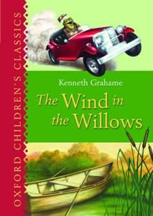 """THE WIND IN THE WILLOWS. """"Oxford Children`s Clas"""