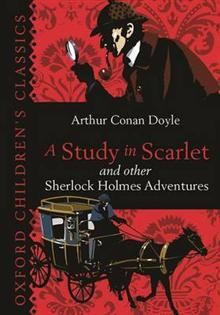 A STUDY IN SCARLET & OTHER SHERLOCK HOLMES ADVEN