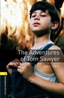 """THE ADVENTURES OF TOM SAWYER """"Oxford Bookworms E"""