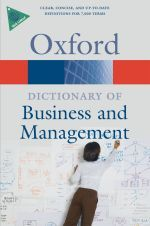 OXFORD DICTIONARY OF BUSINESS AND MANAGEMENT, 5t