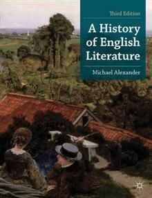 A HISTORY OF ENGLISH LITERATURE, 3rd edition