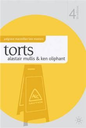 TORTS, 4th Ed.