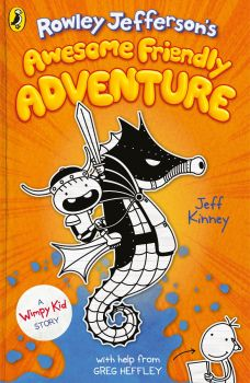 ROWLEY JEFFERSON`S AWESOME FRIENDLY ADVENTURE