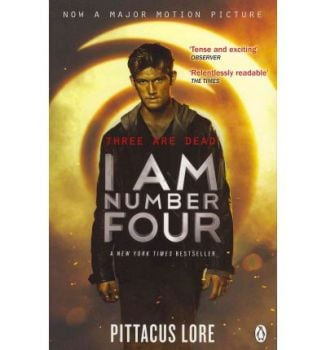 I AM NUMBER FOUR: Film Tie-In Edition