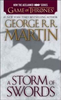 """A STORM OF SWORDS. """"Song of Ice and Fire"""", Book"""