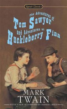 THE ADVENTURES OF TOM SAWYER AND ADVENTURES OF H