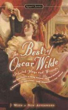 THE BEST OF OSCAR WILDE: Selected Plays and Lite
