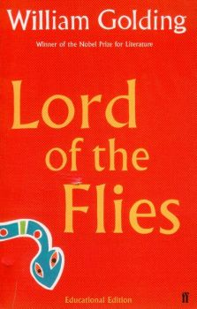 "LORD OF THE FLIES. (W.Golding), ""ff"""
