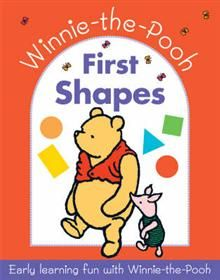WINNIE-THE-POOH: First Shapes