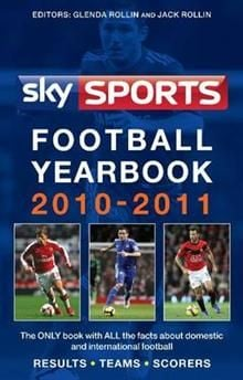 SKY SPORTS FOOTBALL YEARBOOK 2010 - 2011