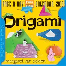 ORIGAMI 2012. (Calendar/Page A Day)