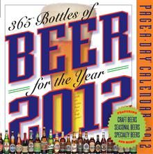 365 BOTTLES OF BEER FOR THE YEAR 2012. (Calendar