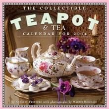 THE COLLECTIBLE TEAPOT & TEA CALENDAR 2014. /сте