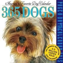 365 DOGS PAGE-A-DAY GALLERY CALENDAR 2015