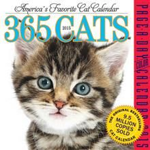 365 CATS PAGE-A-DAY CALENDAR 2015