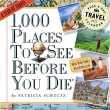 1,000 PLACES TO SEE BEFORE YOU DIE PAGE-A-DAY CA