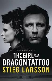 THE GIRL WITH THE DRAGON TATTOO, Film Tie-In Ed
