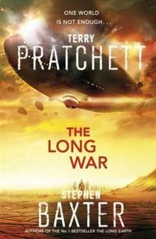 "LONG WAR. ""Long Earth"", Book 2"