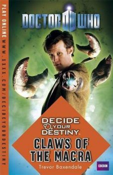 "DOCTOR WHO: Claws of the Macra. ""Decide Your Des"