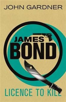 JAMES BOND: Licence To Kill.