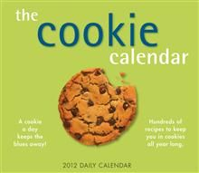 THE COOKIE CALENDAR: 2012 Daily Calendar