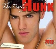 THE DAILY HUNK: 2012 Daily Calendar