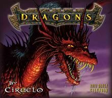 DRAGONS: 2012 Daily Calendar