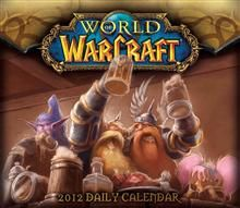 WORLD OF WARCRAFT: 2012 Daily Calendar