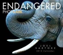 ENDANGERED PHOTOARK: 2015 Daily Calendar