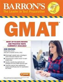 BARRON`S GMAT, 2nd Edition