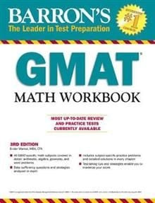 BARRON`S GMAT MATH WORKBOOK, 3rd Edition
