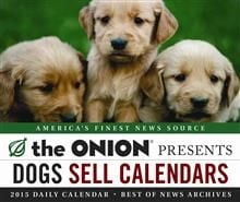 THE ONION PRESENTS, 2015 Daily Calendar